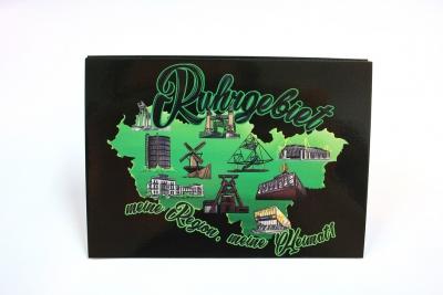 Postkarte Ruhrgebiet Edition Dortmund