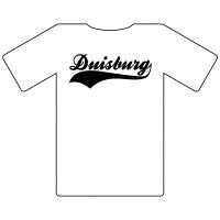 Ruhrgebietshirt Duisburg weiß